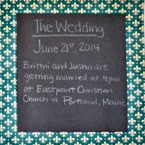 Relationship Timeline - THE WEDDING | www.thisgratefulmama.com