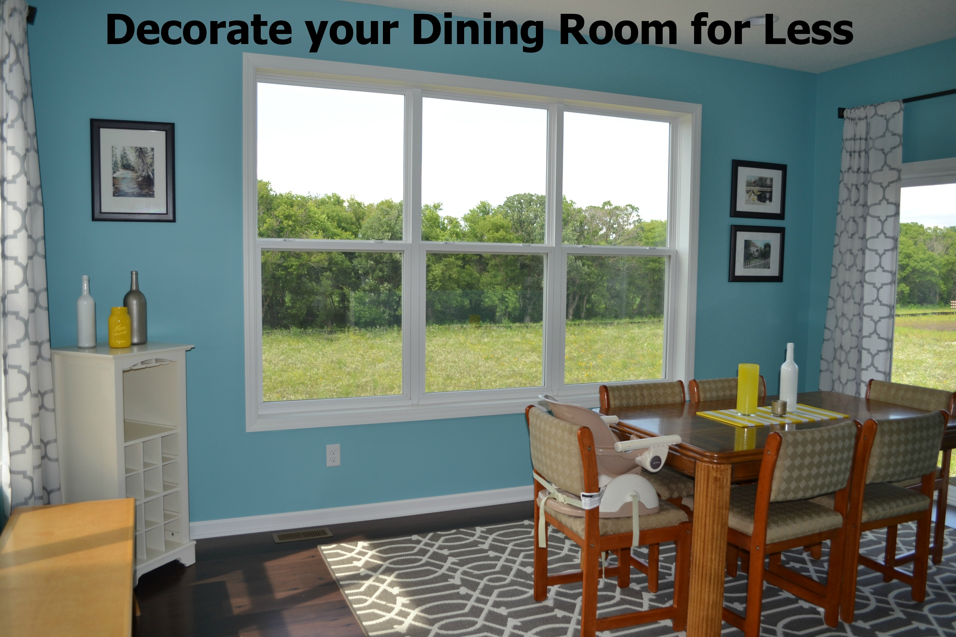decorate your dining room for less - Decorating Your Dining Room