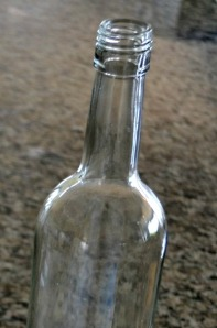plain bottle