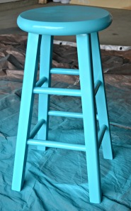 Finished stool