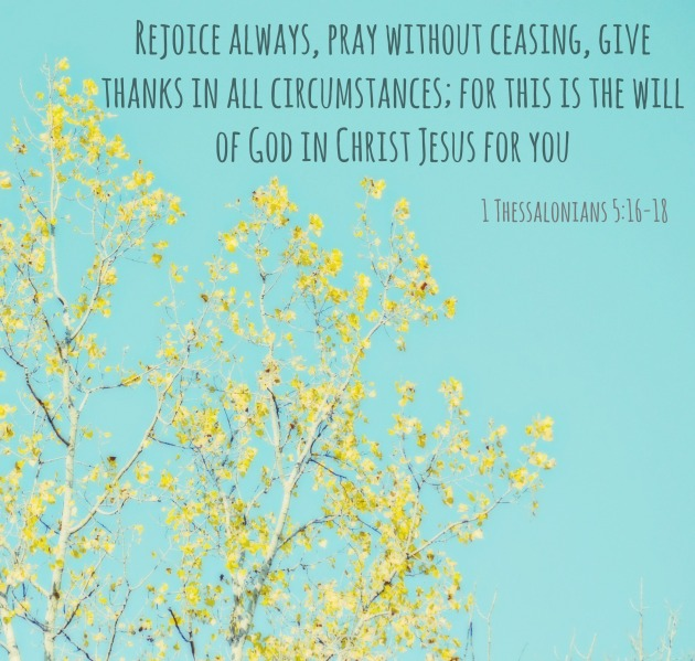 thessalonians 516to18