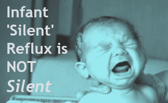 Infant Silent Reflux is NOT Silent - Our Experience Navigating Reflux Treatment | thisgratefulmama.com