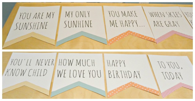You Are My Sunshine Banner Flags