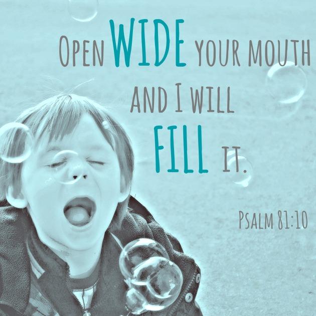 Psalm 8110